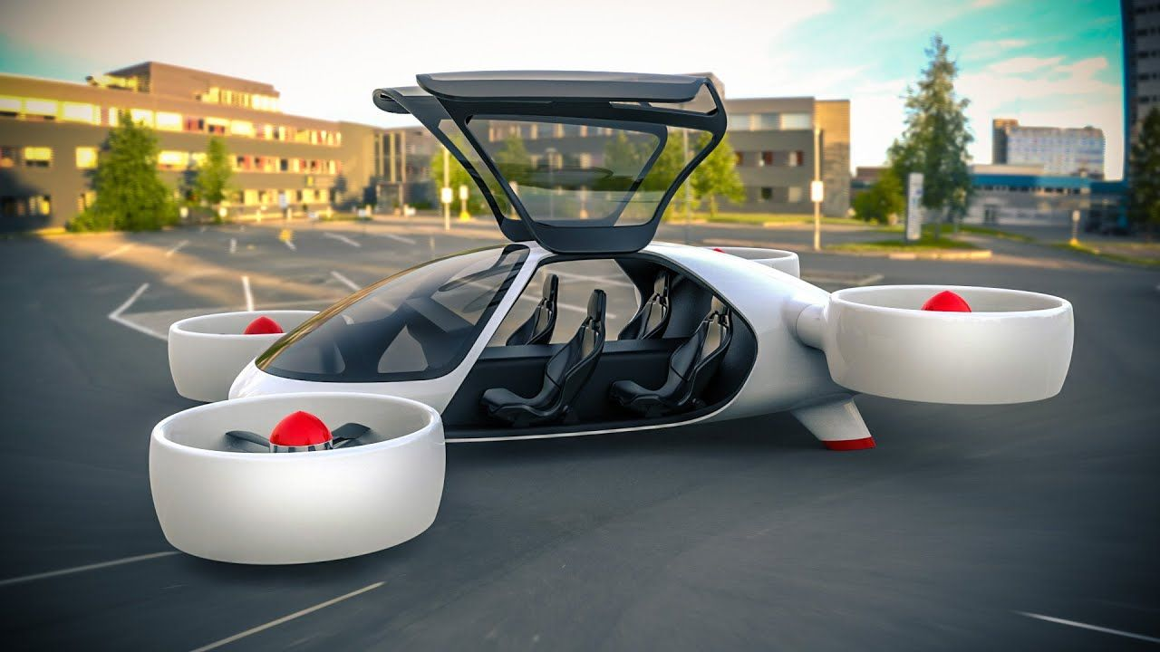 Coolest Flying Vehicles In The World Future Of Transportation