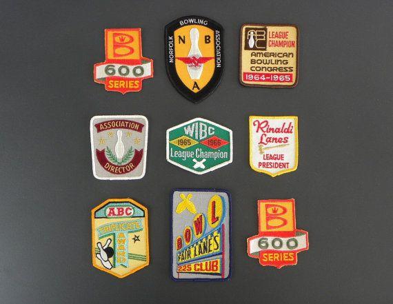 bowling badges