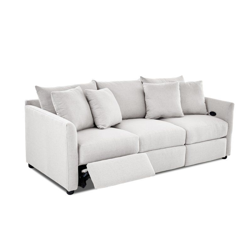 You Ll Love The Georgia Reclining Sofa At Wayfair Great Deals On