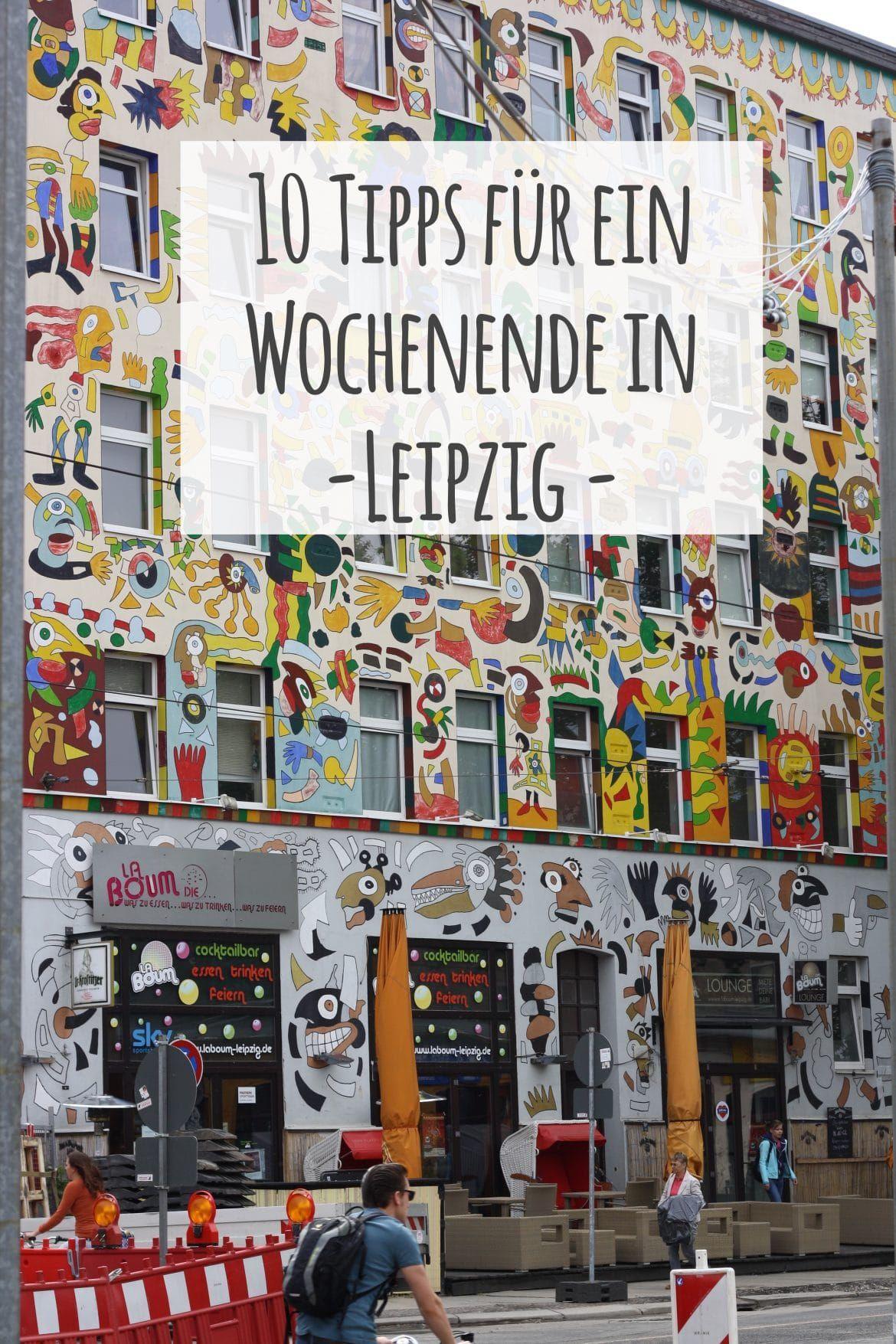 Leipzig Tipps Wochenende