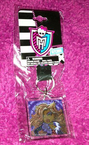 Monster High Clawdeen KeyChain