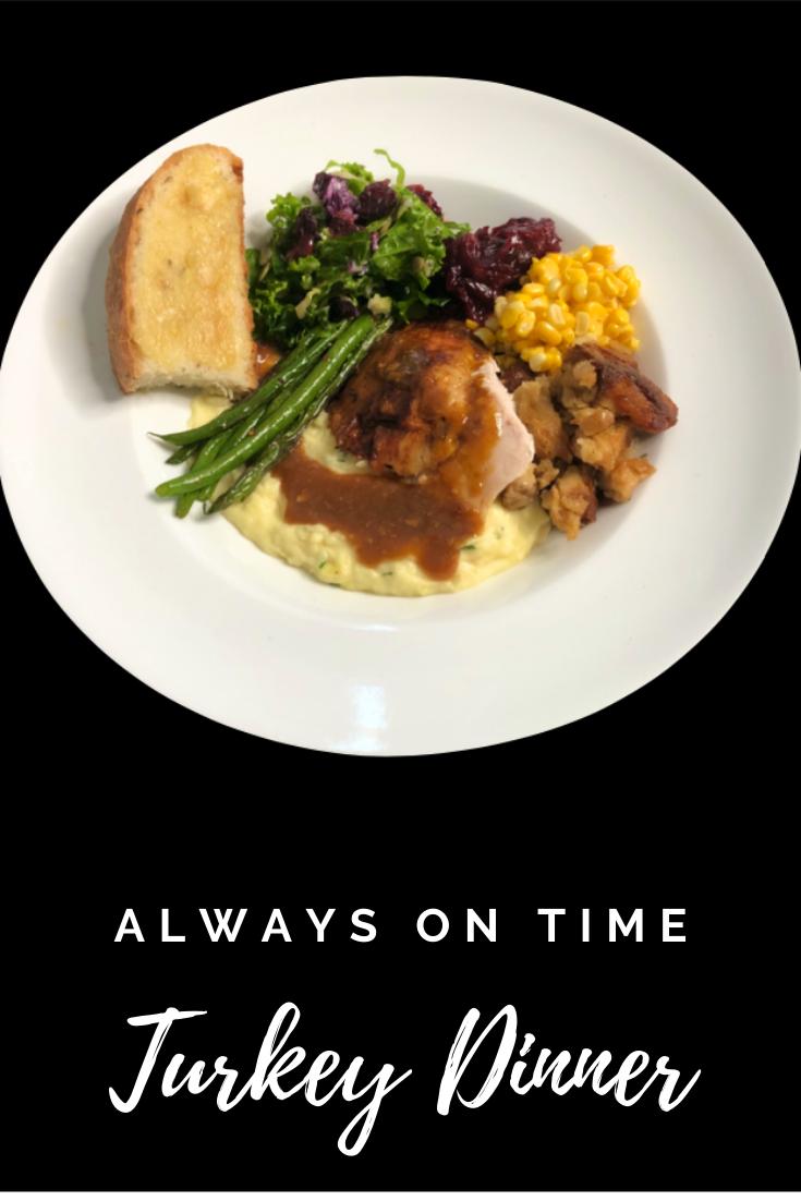 Photo of Turkey Dinner