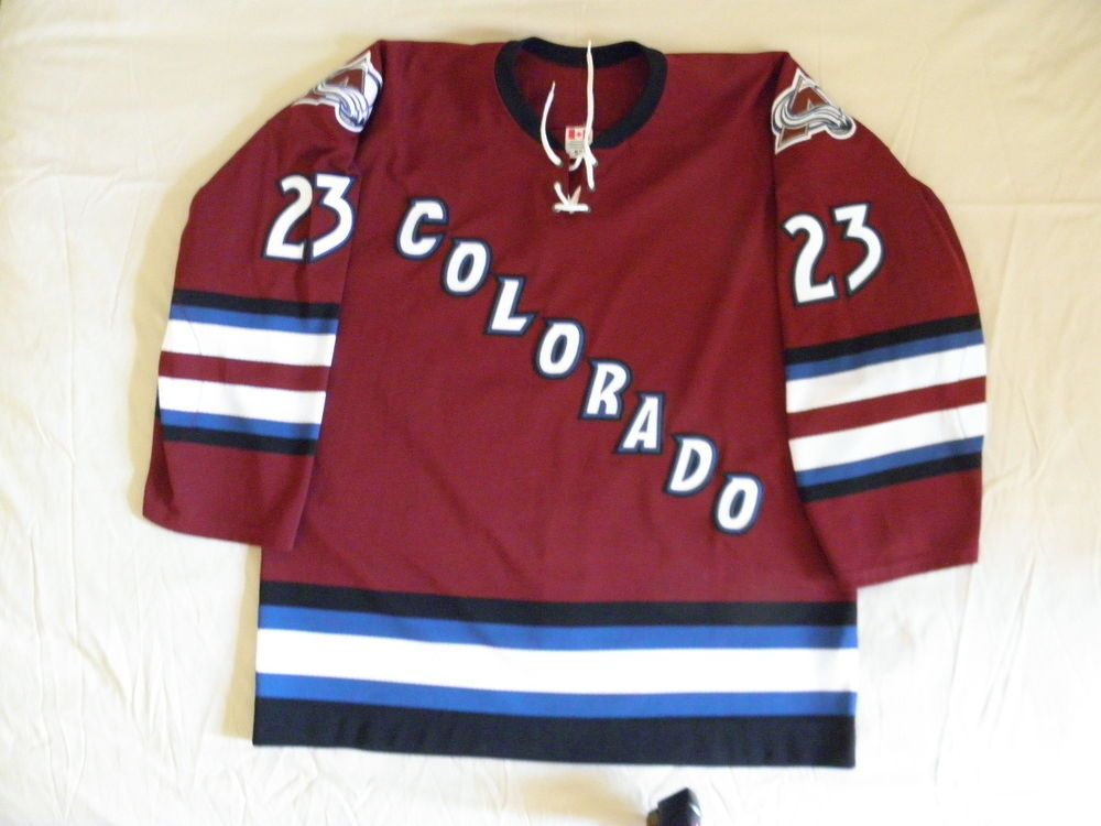 quality design 53923 f97a1 Koho Authentic Milan Hejduk alternate jersey size 52 ...