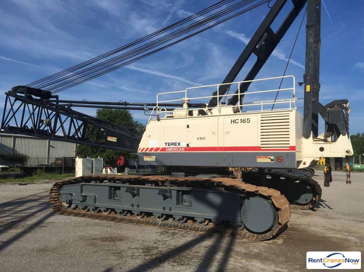 RentACrane Inc Crane Rental Services Vehicles