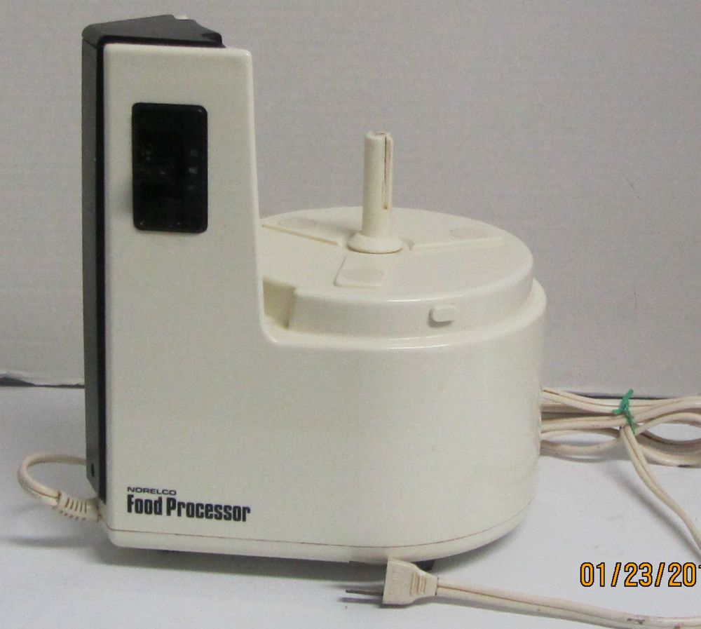 Norelco Food Processor Model HB1115 Replacement Base Only