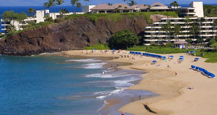 Beach Black Rock Maui