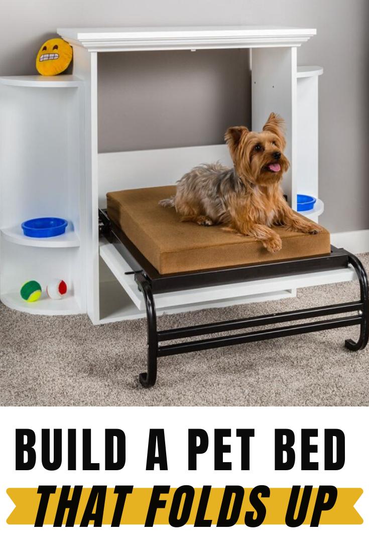 Dog Murphy Bed Hardware