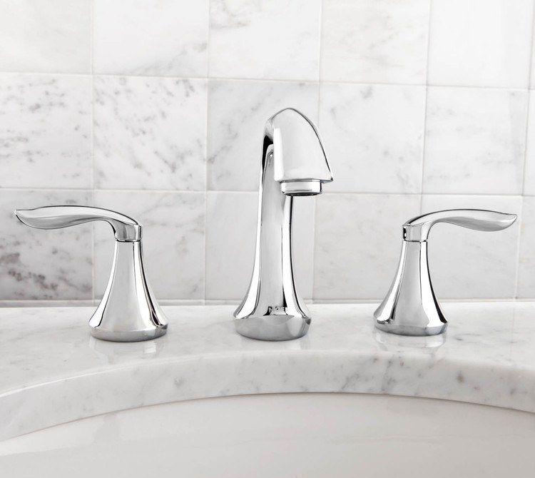 Photo of Eva Two Handle Widespread Bathroom Faucet
