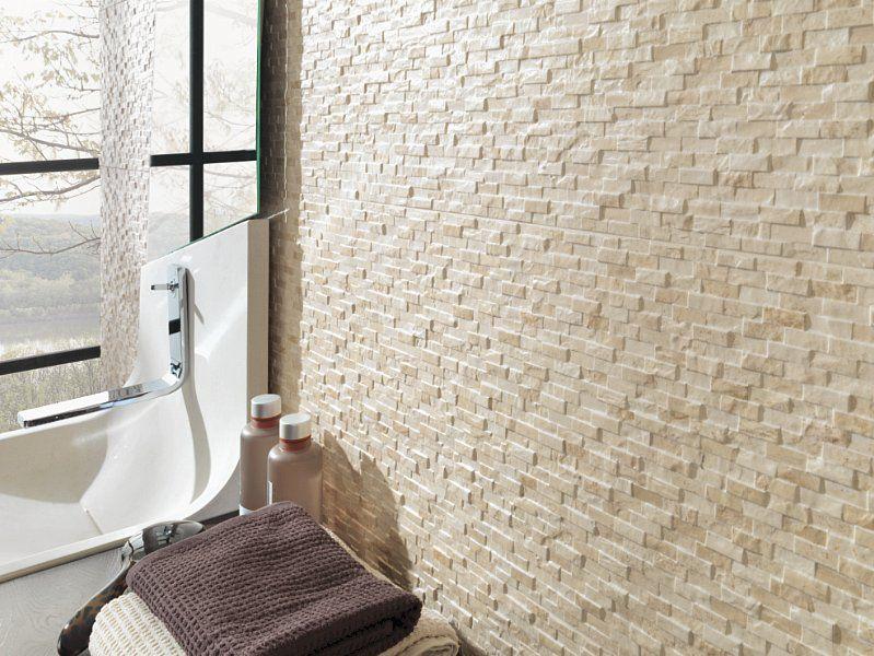 Revestimiento cer mico mini brick de porcelanosa - Revestimientos ceramicos para banos ...
