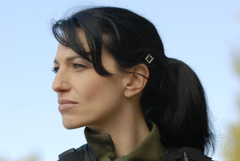 Claudia Black Claudia Black Black Actresses Stargate
