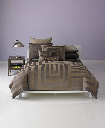 Closeout Hotel Collection Columns Bedding Collection Only At
