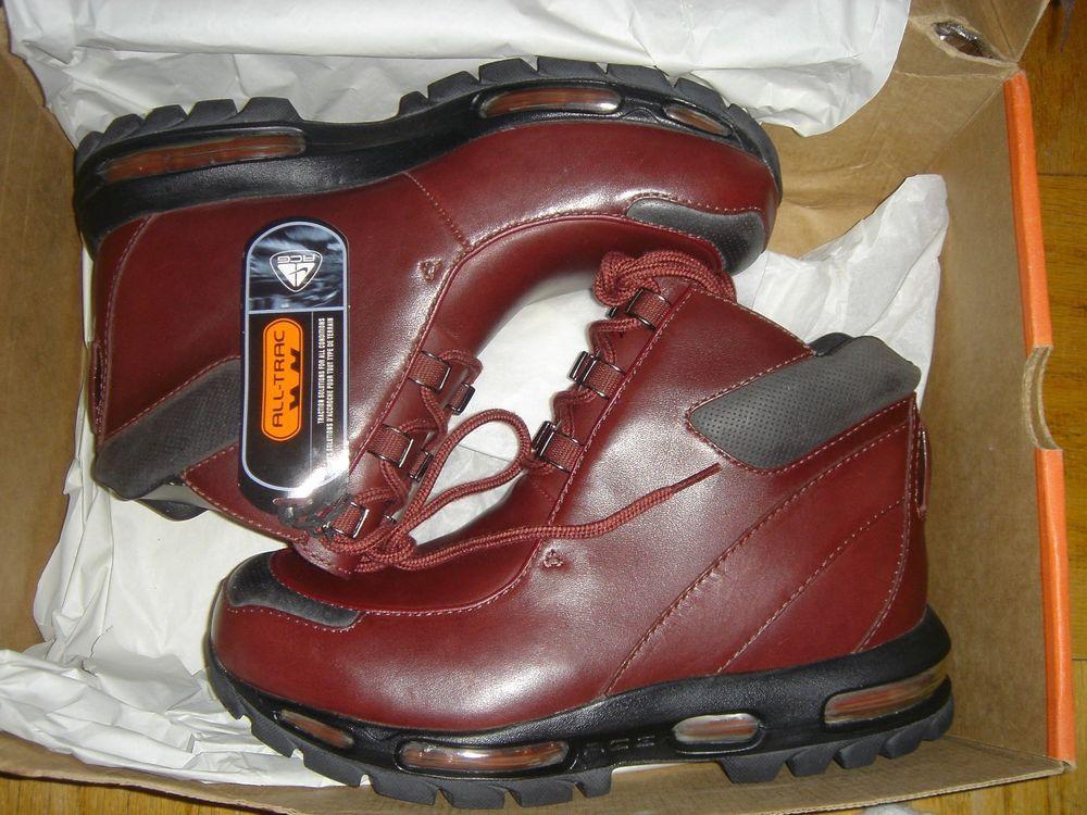 8909d08dc18 Details about Nike Air Max Goadome ACG Boot 865031 604 Burgundy ...