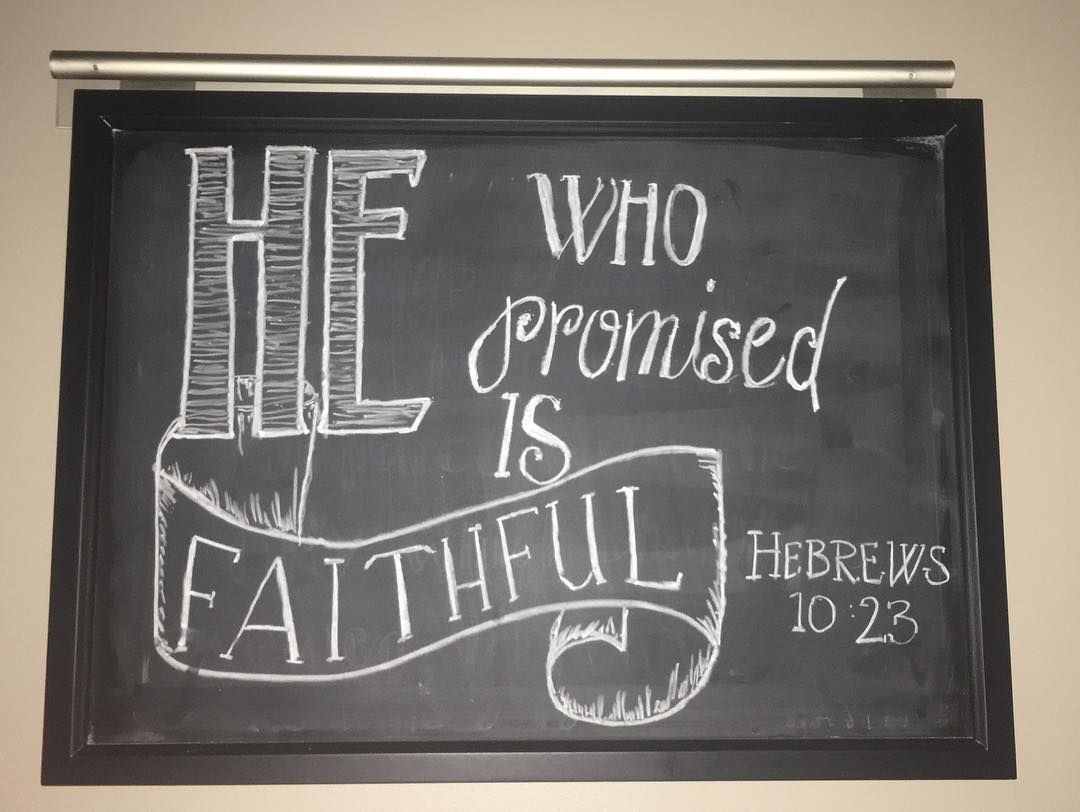 He is faithful and will never leave you! #greatisthyfaithfulness by reallifespeaksout