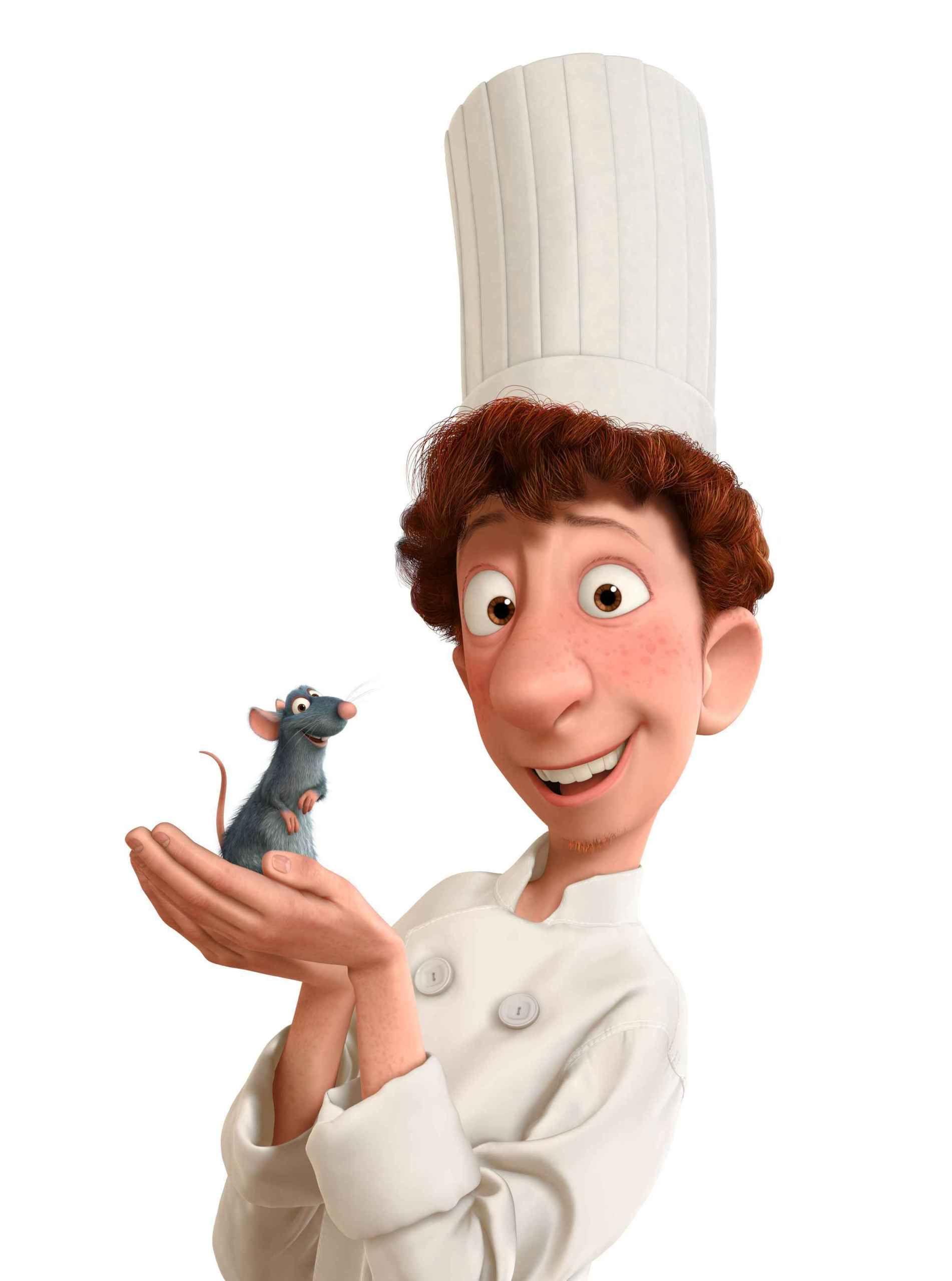 Ratatouille Chef Linguini