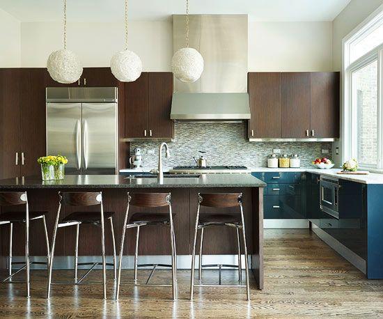 Kitchen Backsplash Ideas Kitchen contemporary, Contemporary style