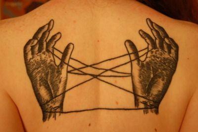 Cats Cradle Tattoo Tattoos Kurt Vonnegut Tattoo First Tattoo