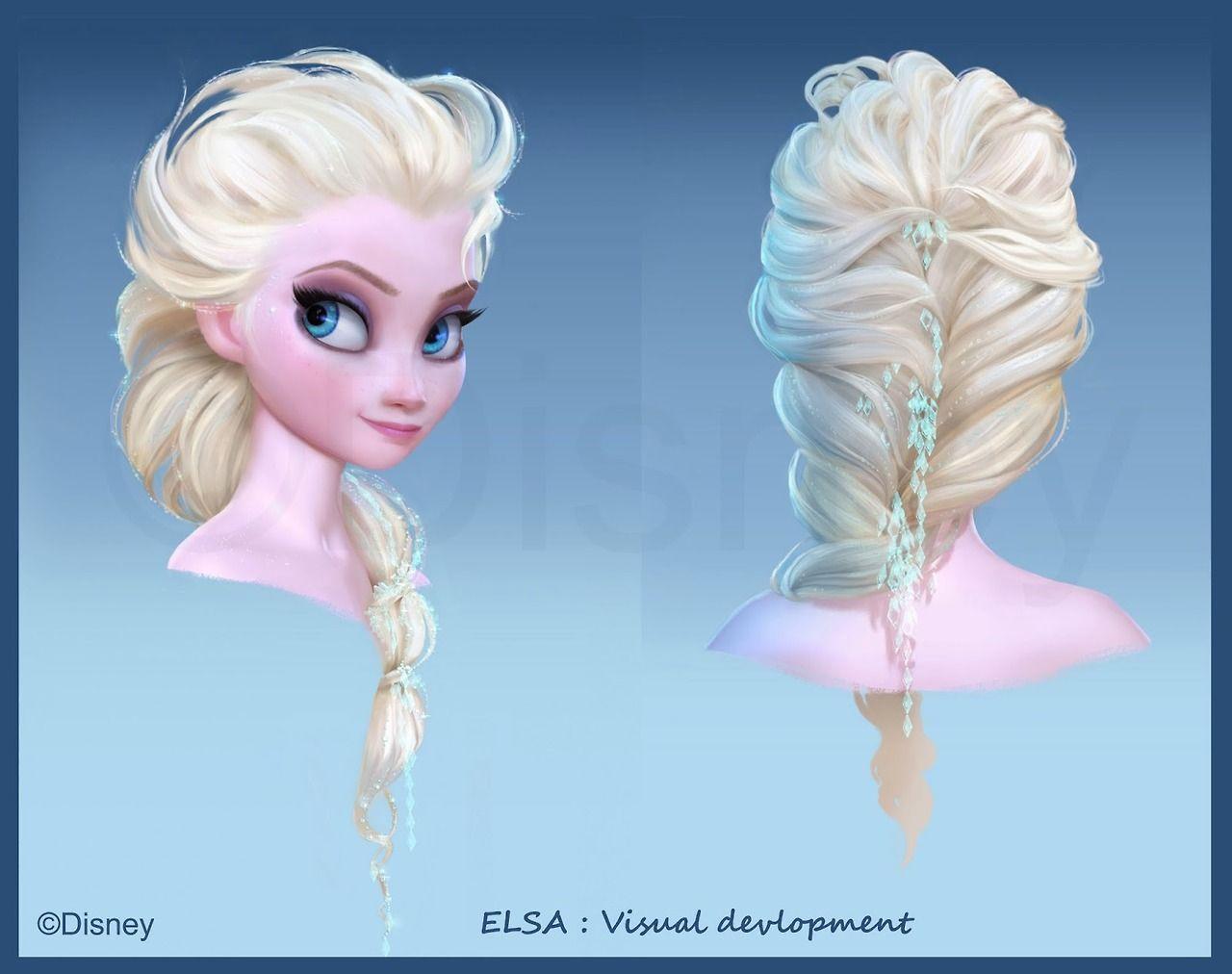 Pin By Aimee Seaver On Jewelry Inspirations Elsa Hair Disney Elsa Elsa Frozen