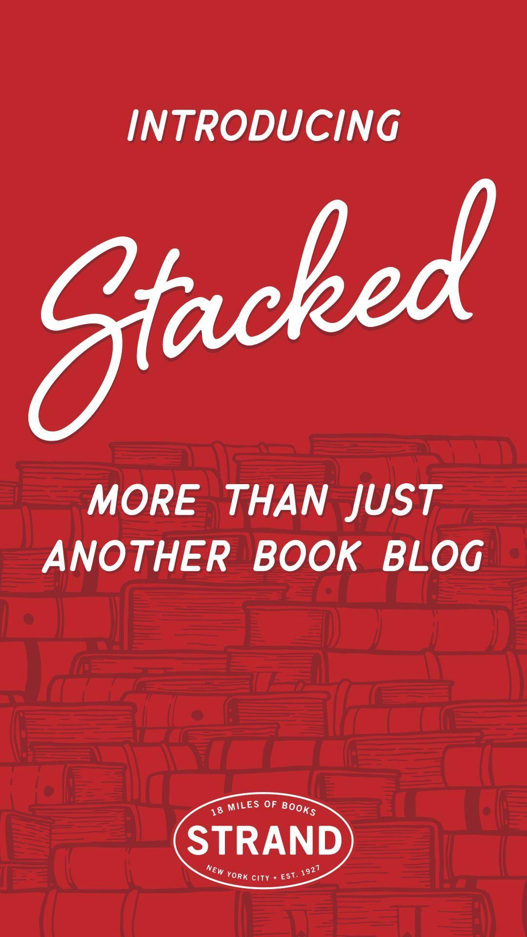 Strand Book Store Book Blog Books Bookstore