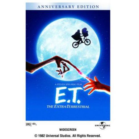 E.T. The Extra-Terrestrial (Anniversary Edition) (Blu-ray + DVD + Digital HD) (With INSTAWATCH) (Widescreen)