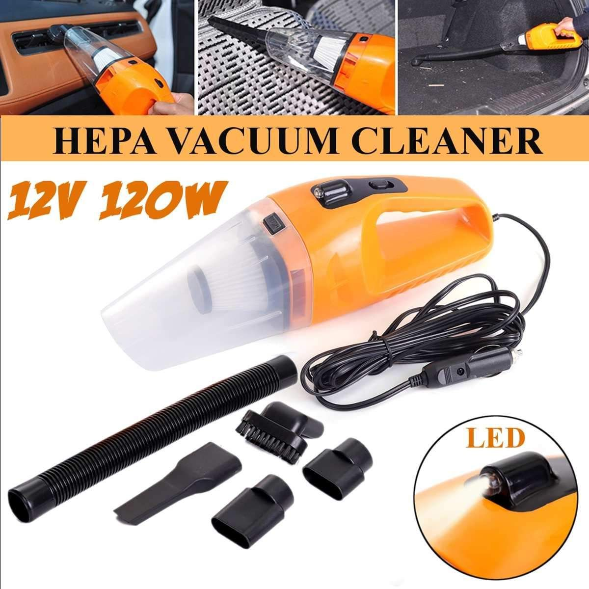 Portable Car Vacuum Handheld Vacuums Portable Vacuum Cleaner Vacuum Cleaner Car Vacuum