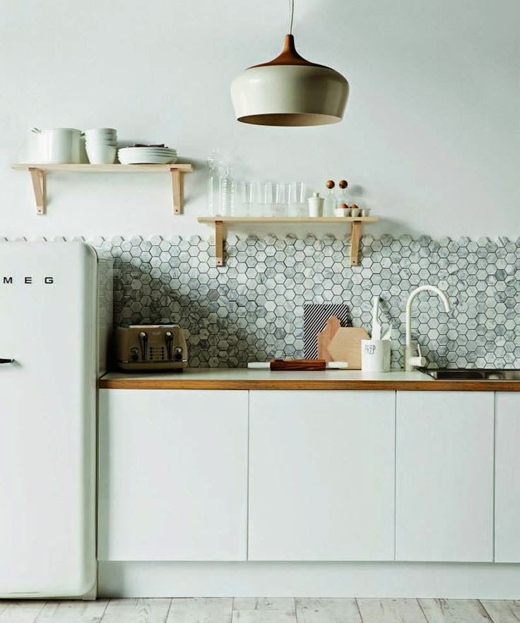 8+gresite+hex+tile+wooden+bathroom+baño+azulejo+hexagono+estilo+