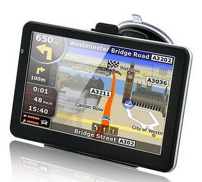 Gb  Truck Car Gps Navigation Navigator Free Usa Canada Mexico Us Eu World Map