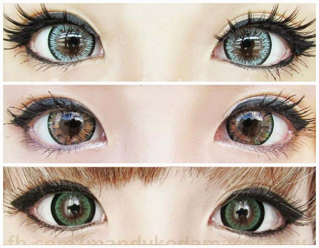 Pin by UNIQSO on About Circle Lenses/Color Contact Lenses ...