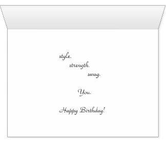 Teen Gifts Cool Birthday Card for 16 Year Old Boy Design 2