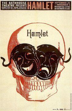Art Prints, Signs, Canvas, Tote, More Hamlet Vintage Poster Lebeau Germany