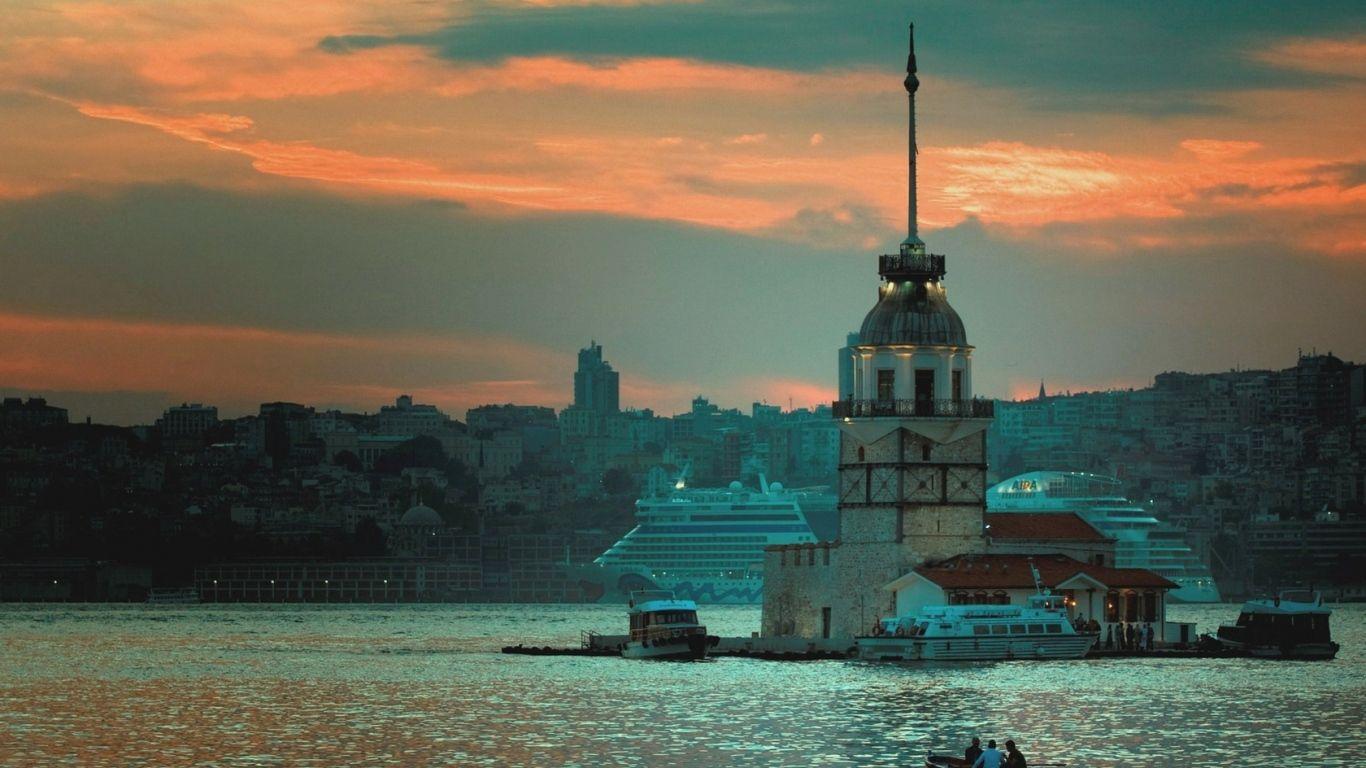 Laptop 1366x768 Istanbul Wallpapers Hd Desktop Backgrounds Travel Wallpaper Travel Pictures Travel