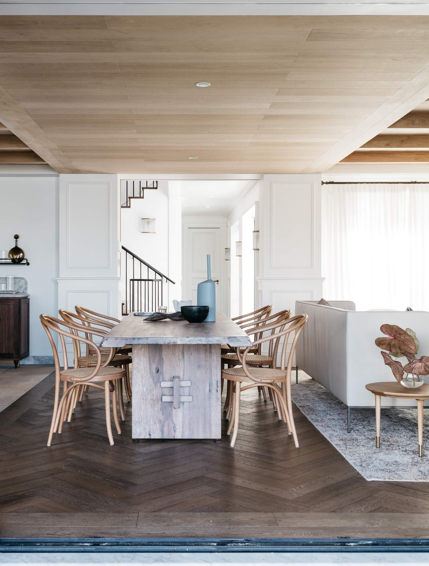 Iluka House Home interior design, Living spaces, House