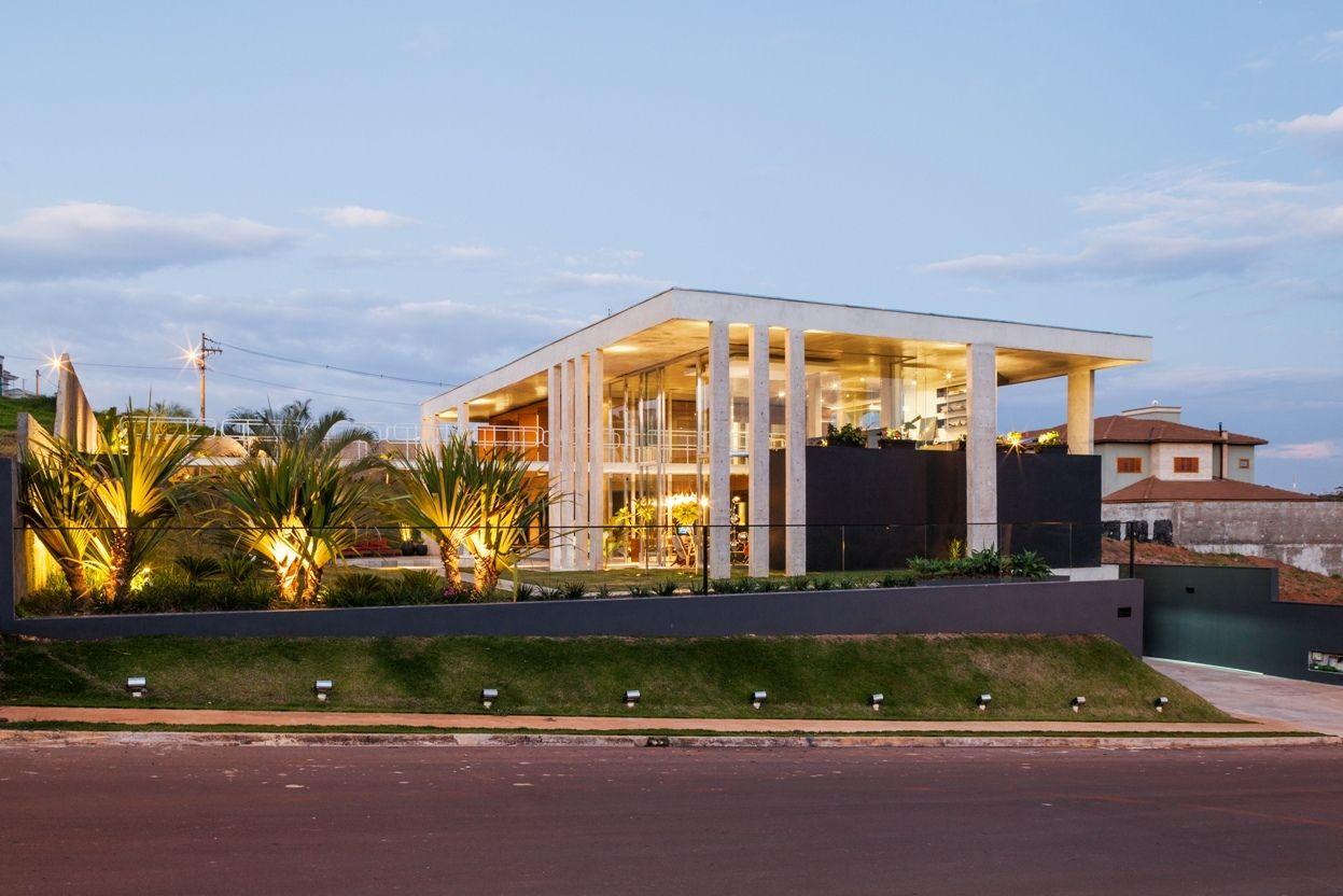 Casa Botucatu / FGMF Arquitetos