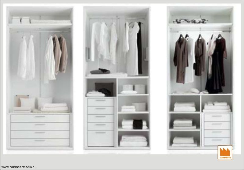 Interno armadio a muro cerca con google casa - Ikea accessori interni per armadi ...