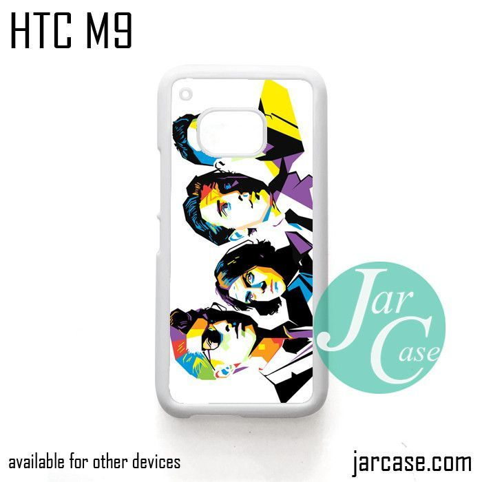 arctic monkeys band art Phone Case for HTC One M9 case and other HTC Devices