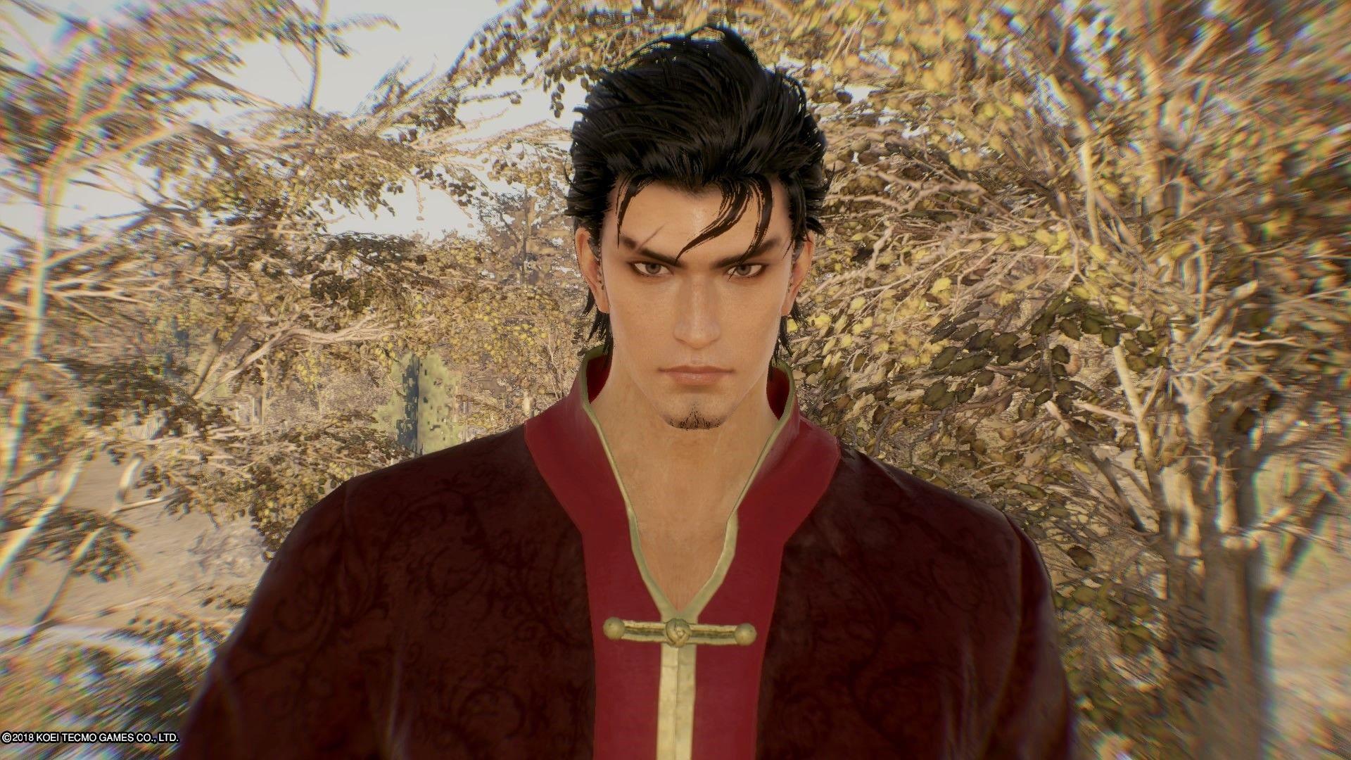Xu Sheng Dynasty warriors, Warrior, Fashion