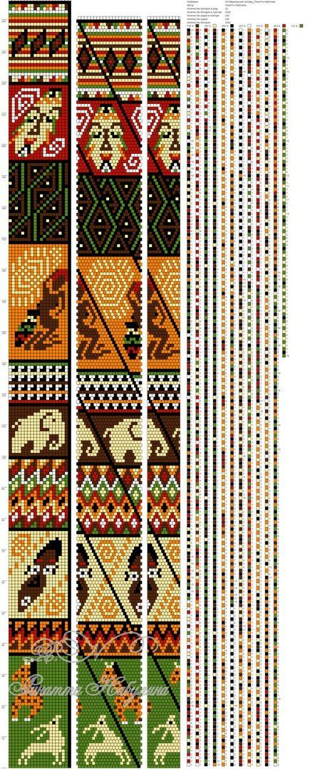 Beaded crochet | peyote | Pinterest | Patrones de cuentas ...