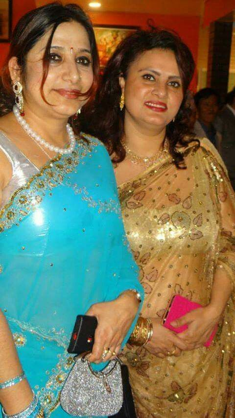 Aunties In Party