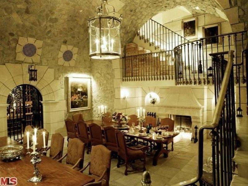 Fleur de lys mansion los angeles ca expensive houses