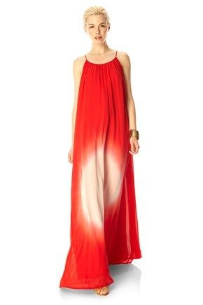 SUN GAZE MAXI DRESS - Festival Shop - French Connection Usa