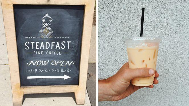 Eat Your Way Through Nashville Steadfast Coffee Nashville