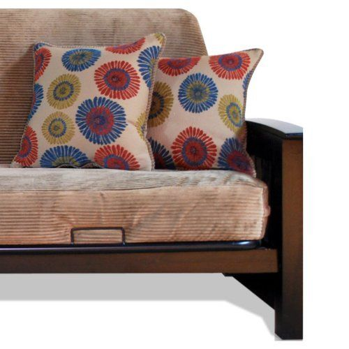 Flower Power Paradise Full Size Futon Cover Set By American Gorgeous Futon Cover Set With Pillows