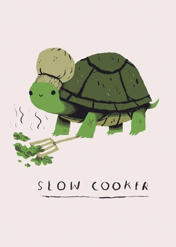 """Displate Poster slow cooker! slowcooker #chef explore Pinterest""""> #chef #turtle explore Pinterest""""> #turtle #tortoise… 