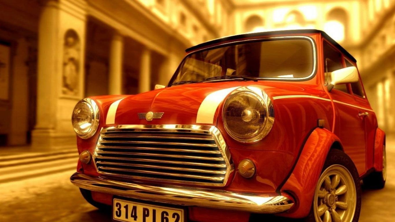 Rover Mini Cooper Wallpapers And Images Wallpapers Pictures