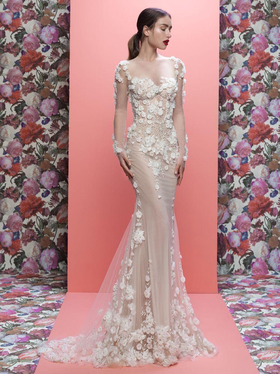 Galia Lahav Spring 2019: Regal and Romantic Wedding Dresses With ...