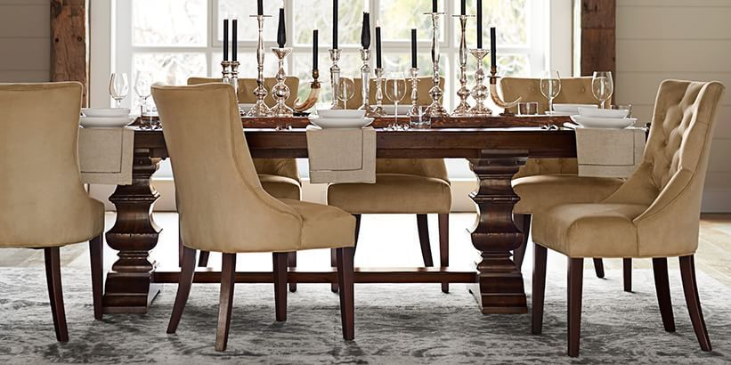 Dining Room Furniture Sets & Banks Dining Collection  Pottery Amusing Dining Room Pottery Barn Inspiration