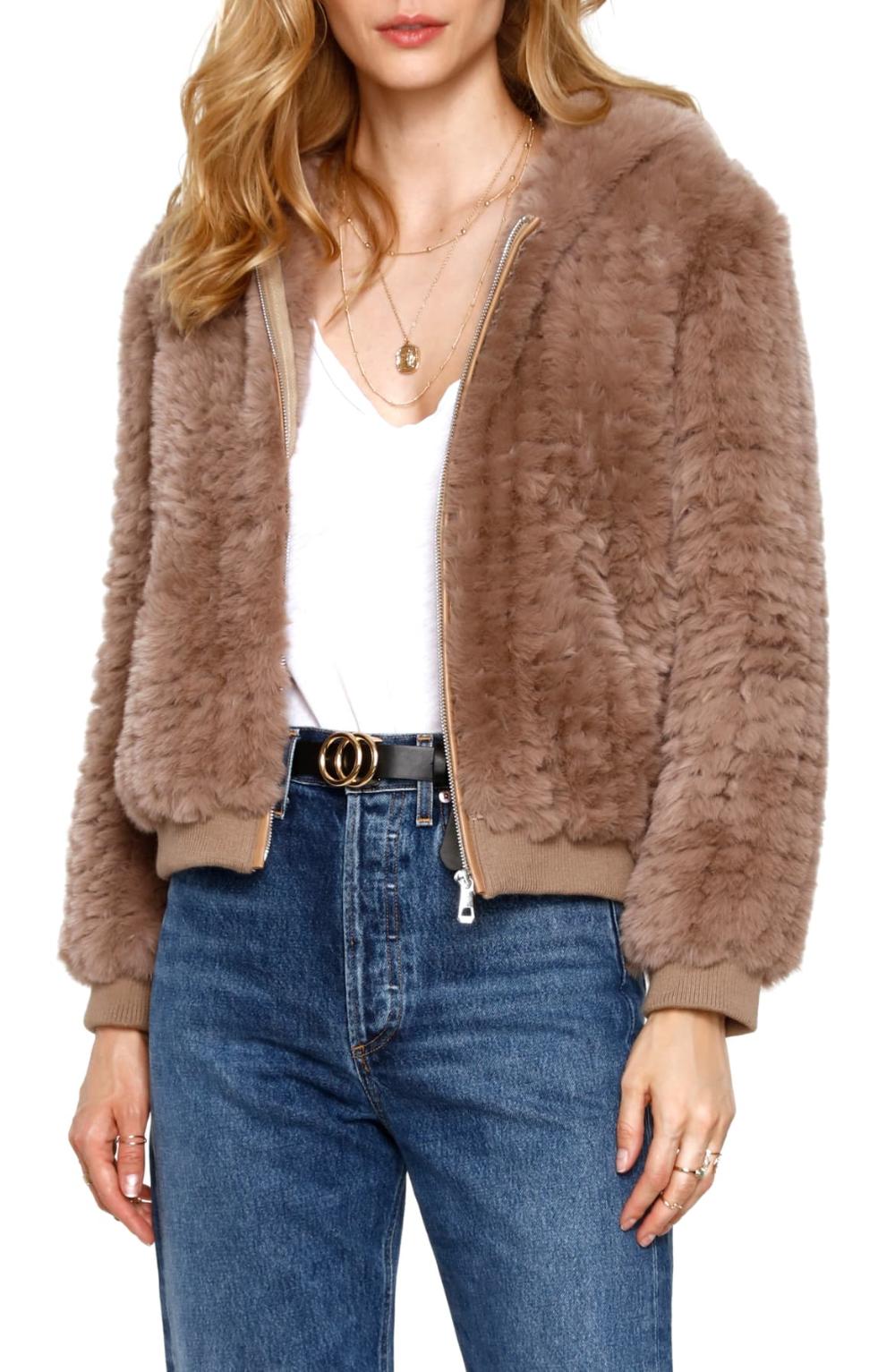 Heartloom Peri Faux Fur Jacket Nordstrom in 2020 Faux