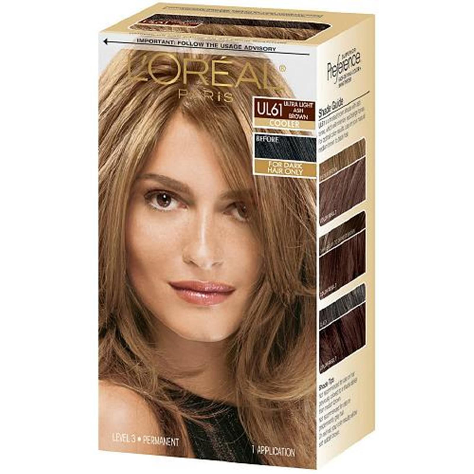 Light Ash Brown Hair Color On Black Hair Photo 1 Loreal Hair Color Ash Brown Hair Color Light Ash Brown Hair Color
