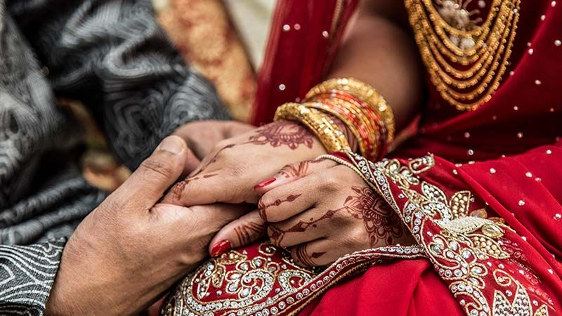 """Abschied: Wenn der Brautvater vor Stolz platzt, dass sein """"kleines Mädchen"""" eine wunderschöne Braut ist..."""