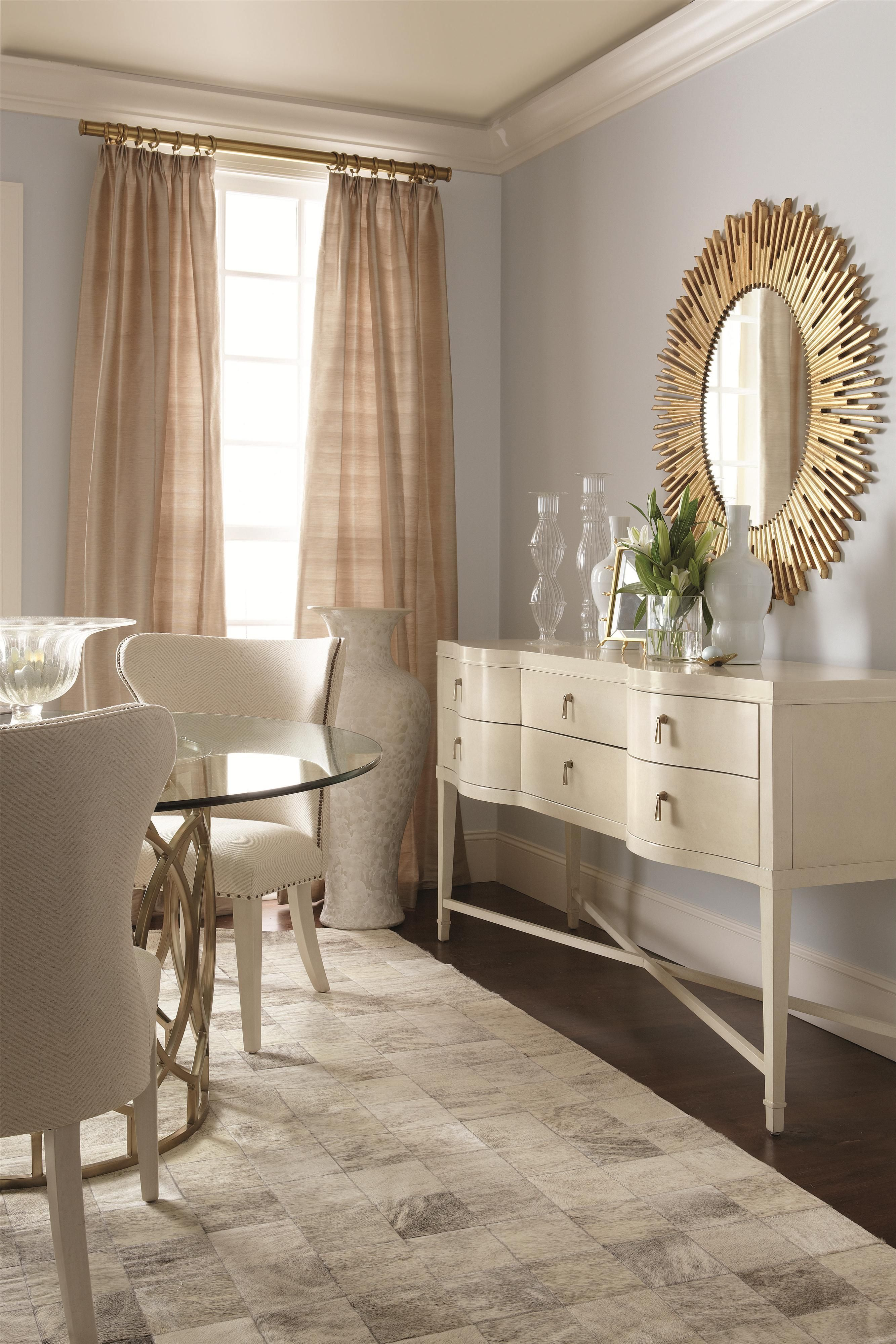 Buffet  Dwelling In Peace  Pinterest  Buffet And Studio Amusing Silver Creek Dining Room Design Decoration