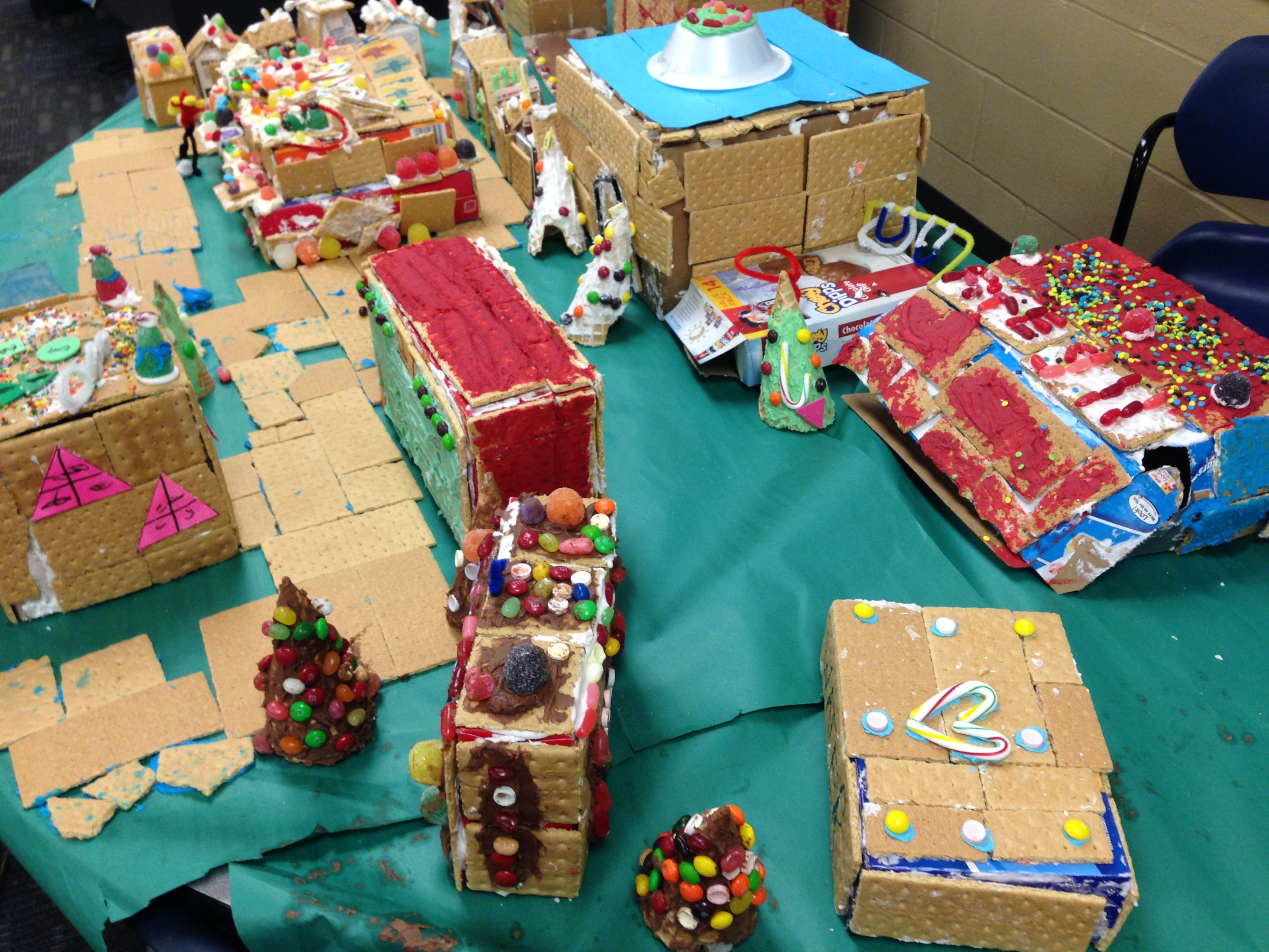 2015 Gingerbread Steam Lesson - Live With